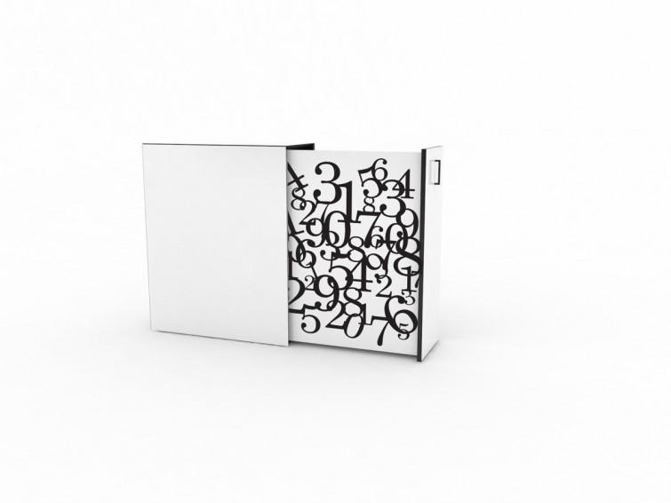 BLACKBOX office furniture designed by Lars Vejen for JENSENplus