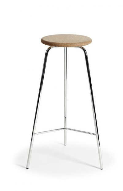 LV7 bar stool by Lars Vejen for Jensenplus