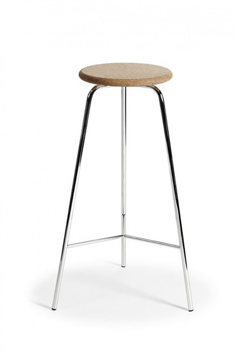 LV7 bar stool designed by Lars Vejen for JENSENplus