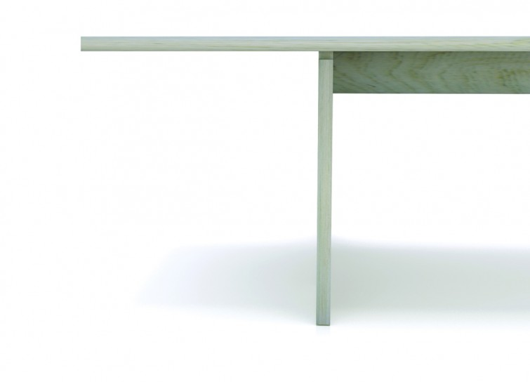 BIG TABLE designed by Lars Vejen for Jensenplus