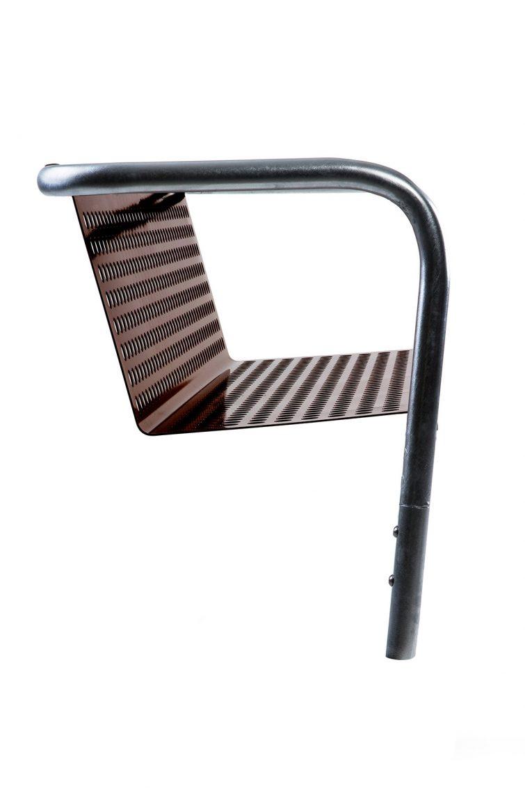 DOTS Outdoor Steel Furniture Set Designed By Lars Vejen
