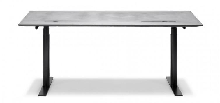BLACKBOX work desk concrete designed by Lars Vejen for JENSENplus