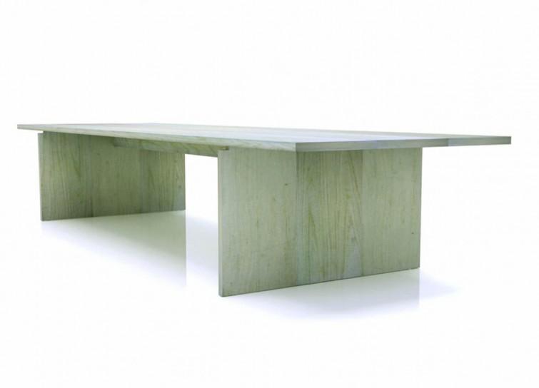 BIG TABLE designed by Lars Vejen for Jensenplus
