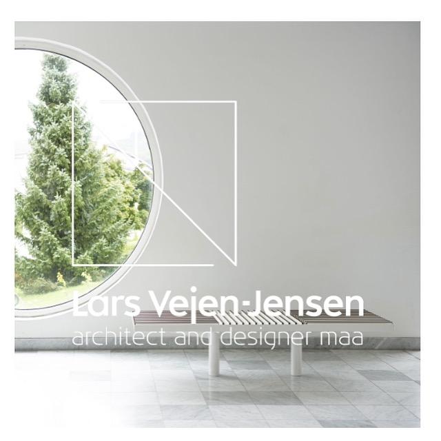 GRID bench designed by Lars Vejen for HAGS