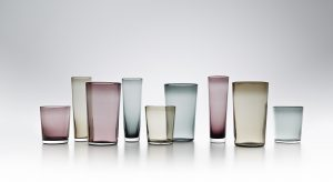 SKYLINE vase series designed by Lars Vejen