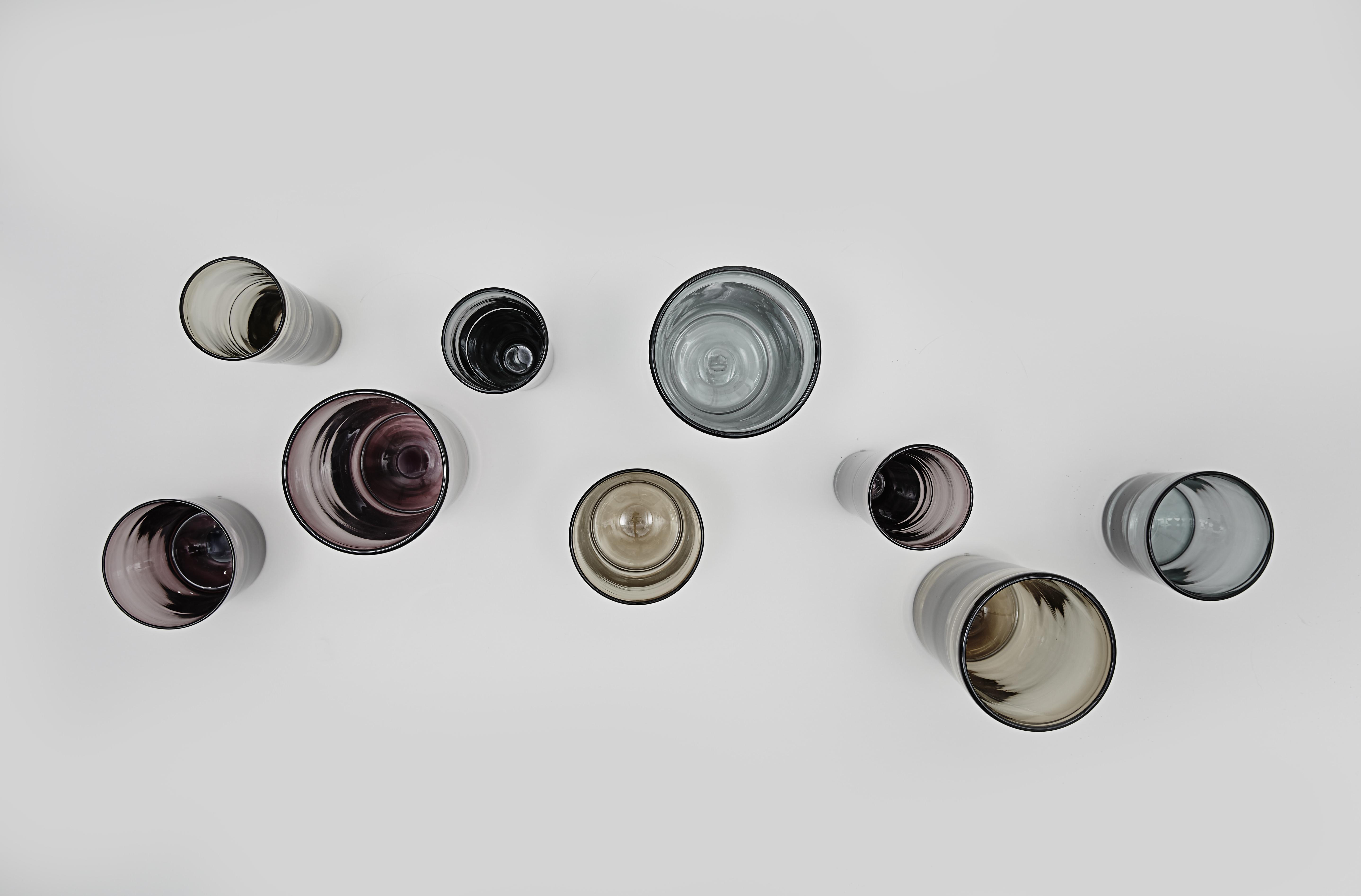 SKYLINE vase series designed by Lars Vejen