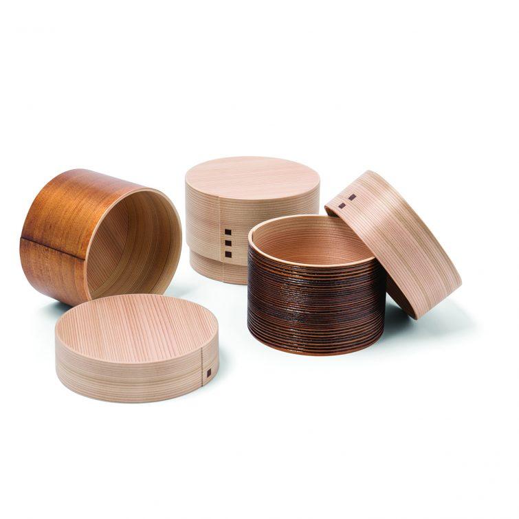 WAPPA bento boxes by Lars Vejen for Kazuki Hanafusa