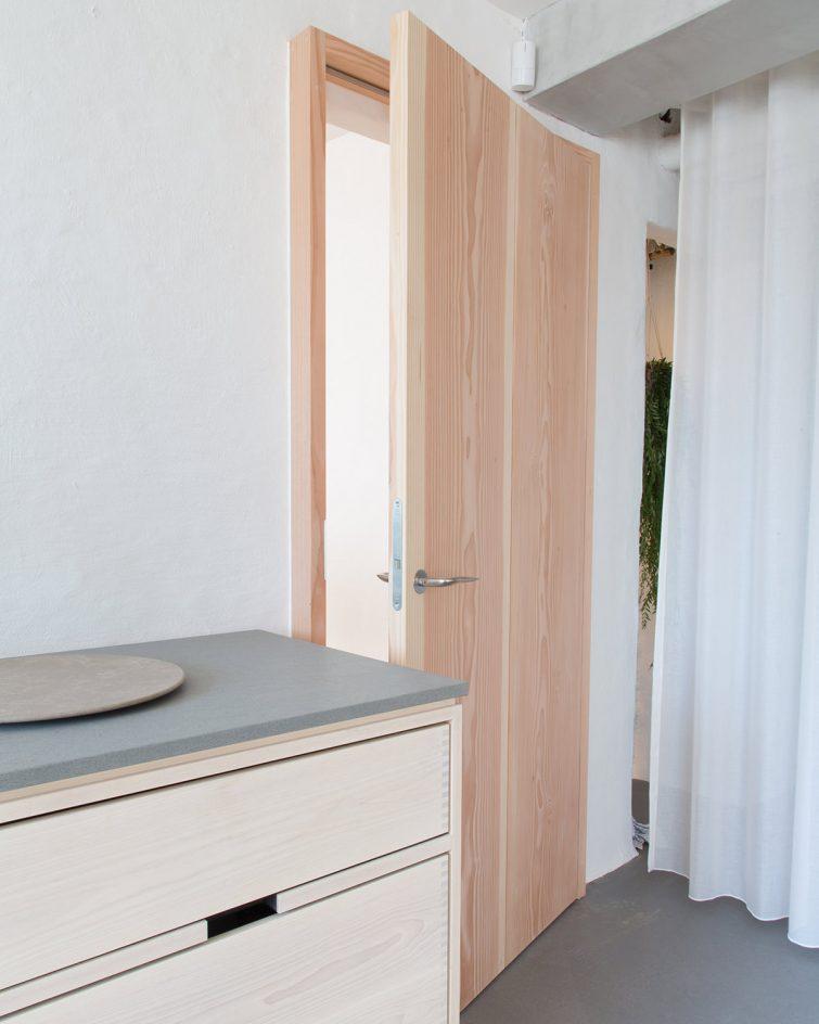 Dinesen FRAMED by Vahle door dør Design Lars Vejen 01