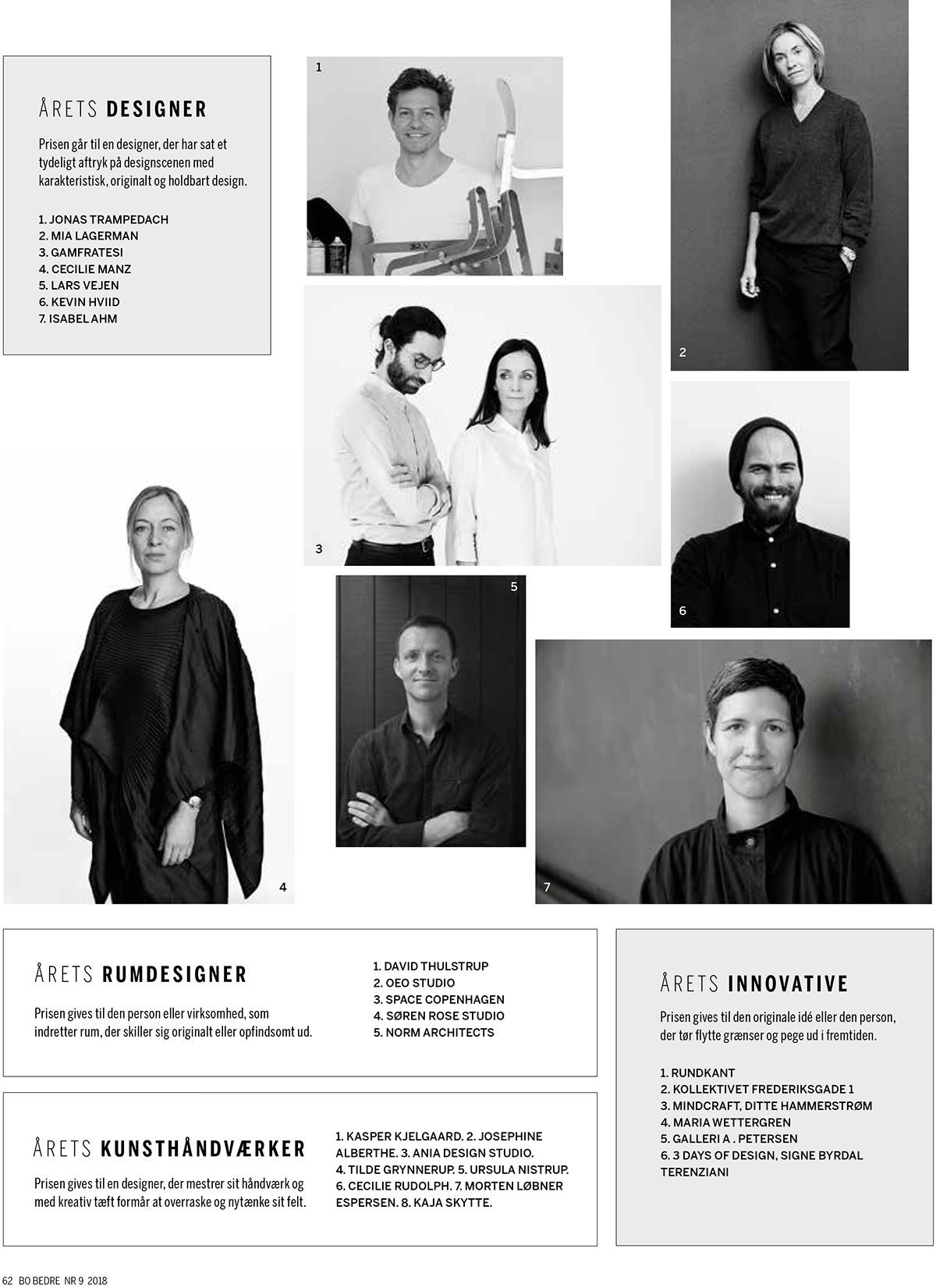 Design Awards Årets Designer 2018 Lars Vejen nomineret 02